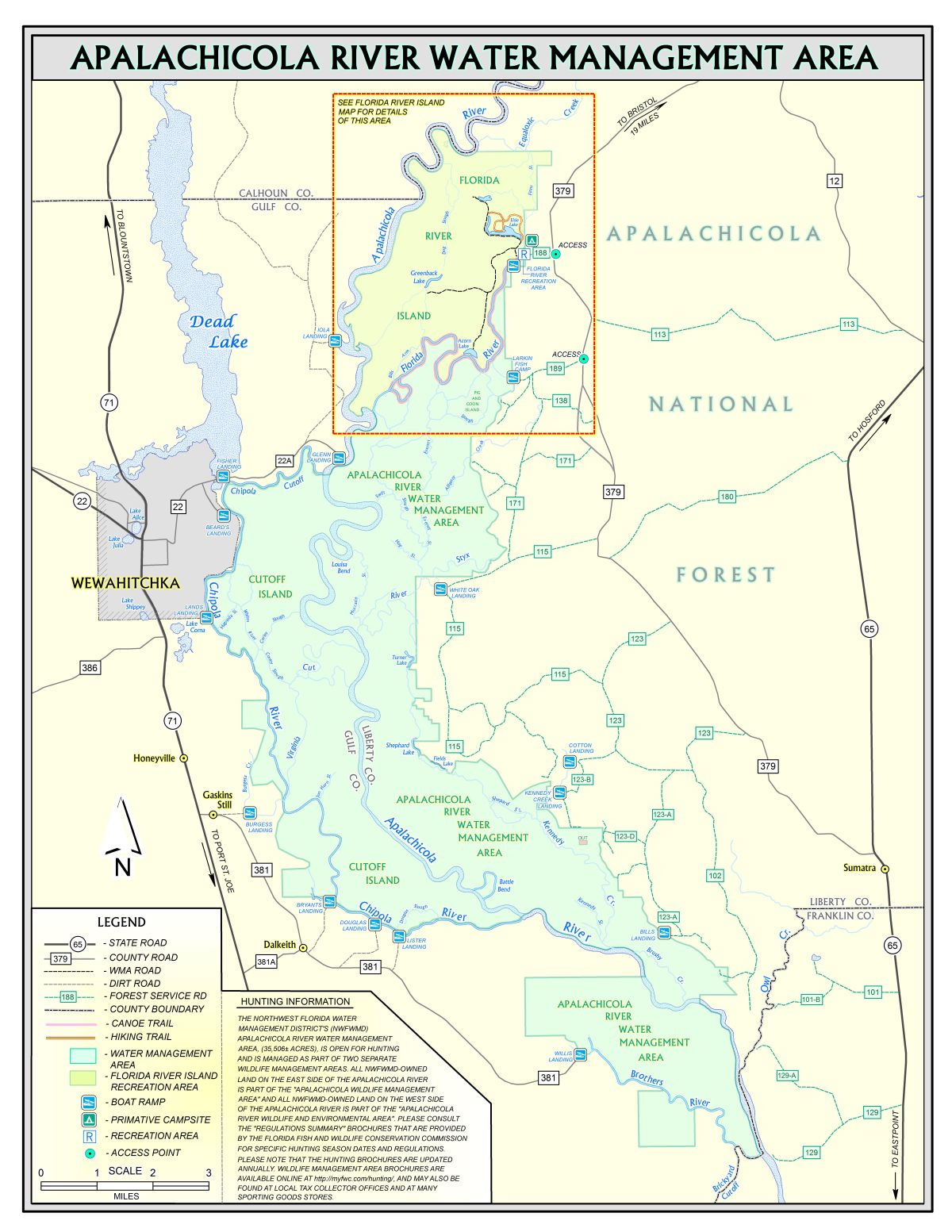 Apalachicola Florida Map.Apalachicola River Northwest Florida Water Management District